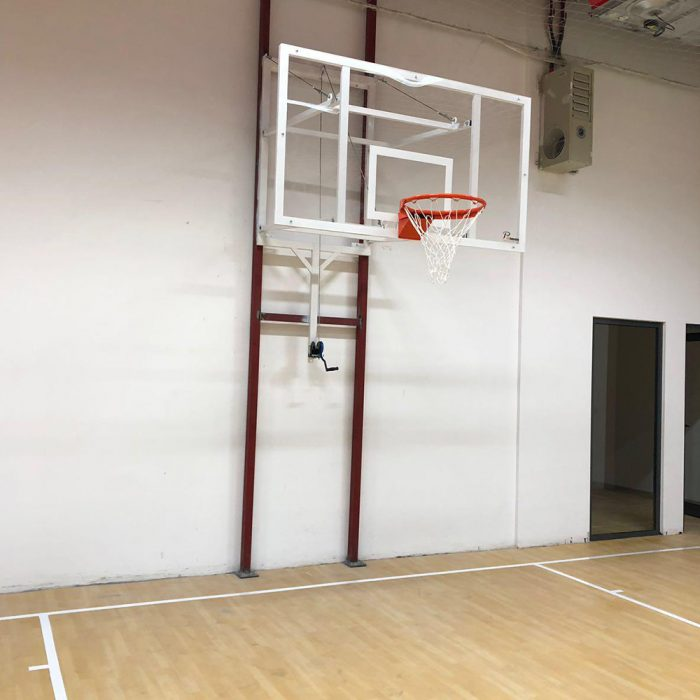 Duvardan Çıkma Basketbol Potaları