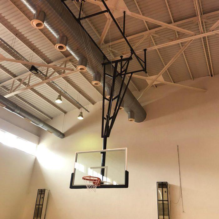 Tavandan İnme Basketbol Potaları