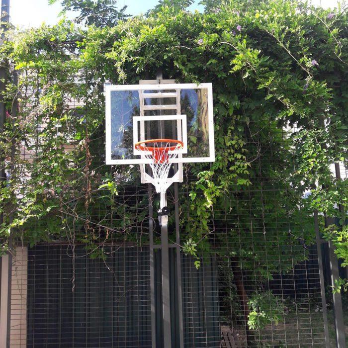 Tel Çit Montajlı Basketbol Potaları